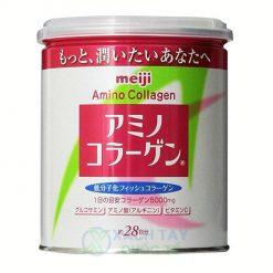 Meiji Amino Collagen 28 ngày ngăn ngừa lão hóa da