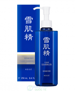 Dầu tẩy trang SEKKISEI Clear Cleansing Oil 250ml
