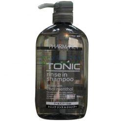 Dầu Gội Xả Cho Nam Tonic Rinse In Pharmaact 600ml