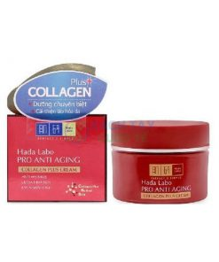 Kem dưỡng ẩm chống lão hóa Hada Labo PRO ANTI AGING COLLAGEN PLUS Cream