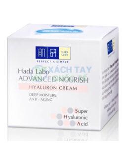 Kem dưỡng ẩm Hada Labo ADVANCED NOURISH Hyaluron Cream