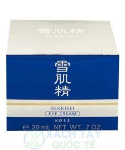 Kem dưỡng vùng mắt SEKKISEI Eye Cream 20ml