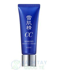 Kem trang điểm đa năng SEKKISEI White CC Cream 30m