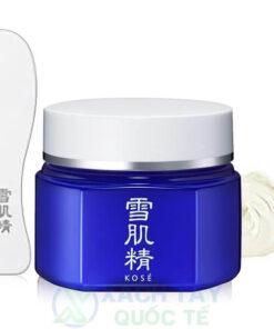 Mặt nạ massage sáng da SEKKISEI Herbal Esthetic Mask 150ml