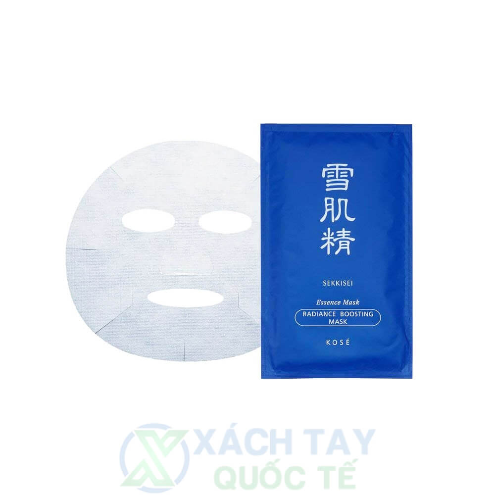 Mặt nạ trắng sáng da SEKKISEI Essence Mask