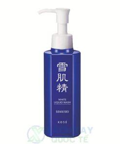 Sữa rửa mặt SEKKISEI Liquid Wash 140ml