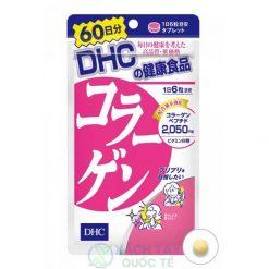 Viên uống bổ sung Collagen DHC (360 viên/60 ngày)