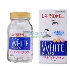 Viên uống trắng da, trị nám Kokando Vita White Plus