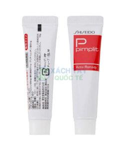 Kem trị mụn Pimplit Shiseido 18g nội địa Nhật