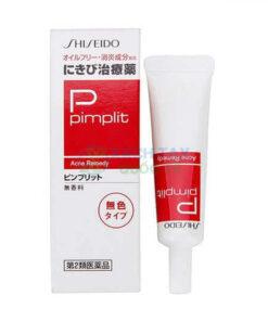 Kem trị mụn Pimplit Shiseido 15g xách tay Nhật