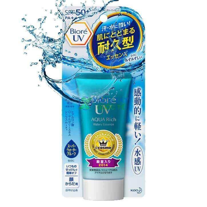 Kem chống nắngBiore UV Aqua Rich Watery Essence 50g