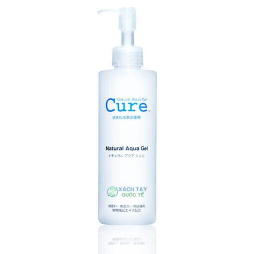 Tẩy da chết Cure Natural Aqua Gel chính hãng xách tay Nhật Bản