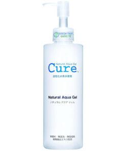 Tẩy da chết Cure Natural Aqua Gel Nhật Bản chính hãng xách tay