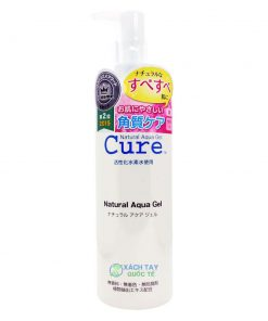 Tẩy da chết Cure của Nhật
