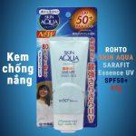 Rohto Skin Aqua Sarafit Essence UV
