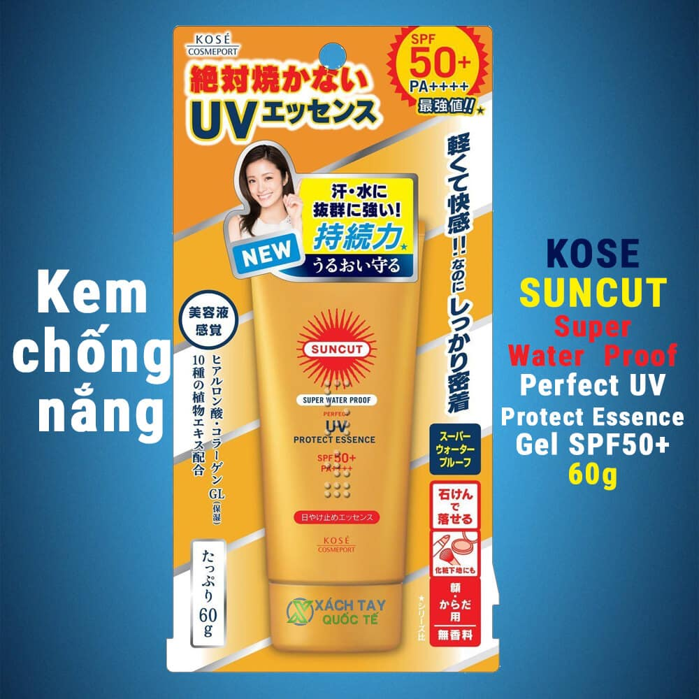 Suncut Super Water Proof Perfect UV Protect Essence